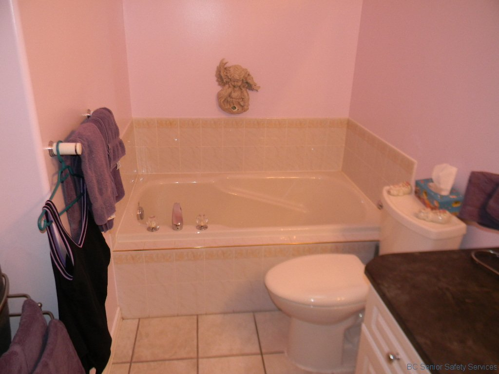 Project 14 - Tub Before a
