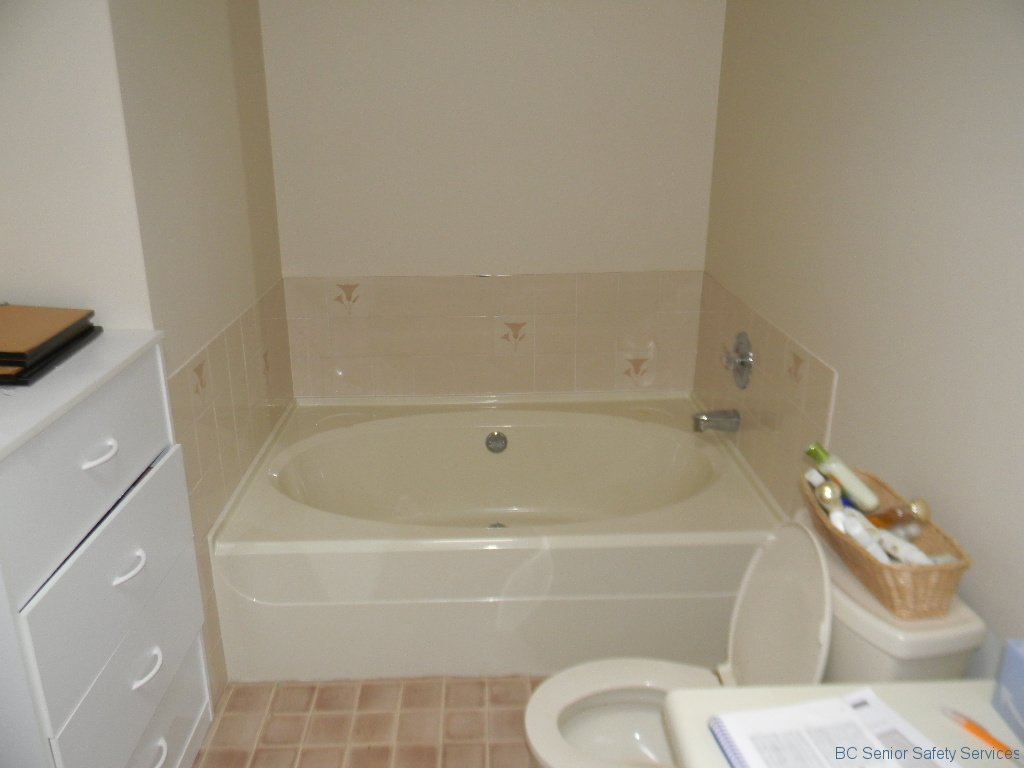 Project 18 - Shower Before