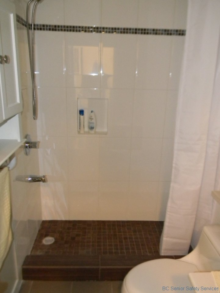Project 25 - Shower After a