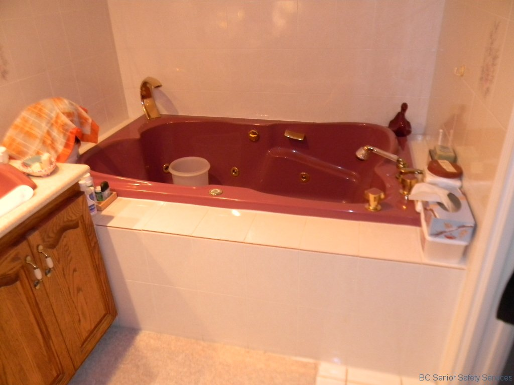 Project 27 - Tub Before