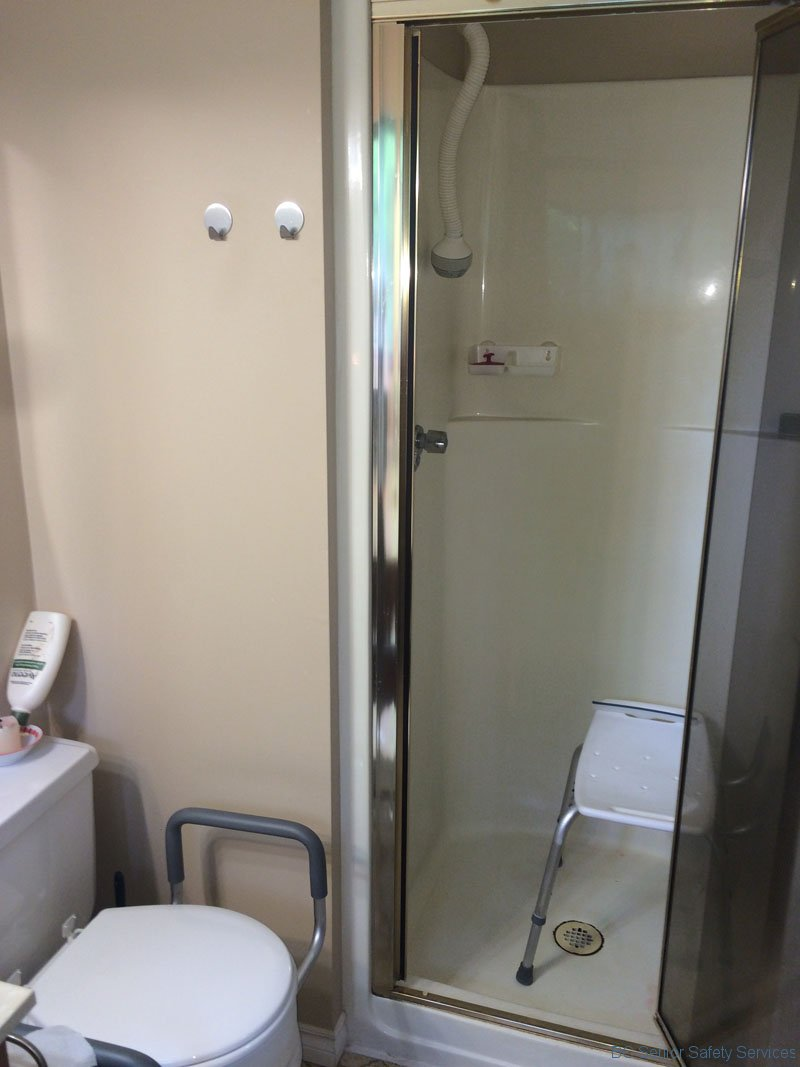 Project 37 - Shower Before
