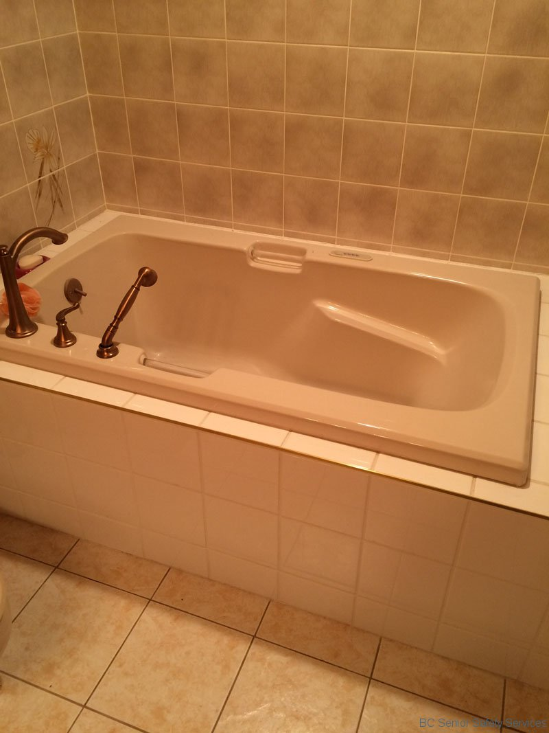 Project 47 - Tub Before