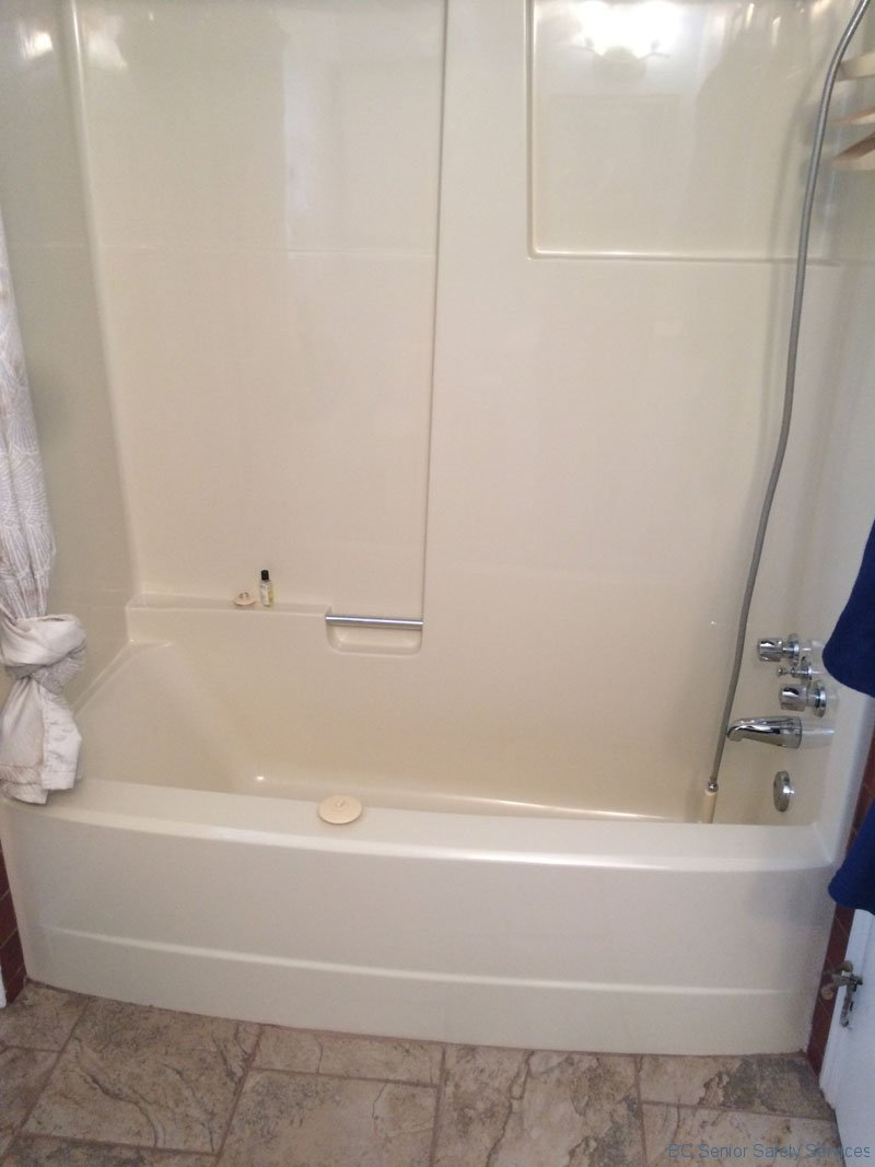 Project 55 - Tub Before