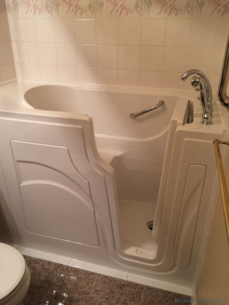Project 57 - Tub After
