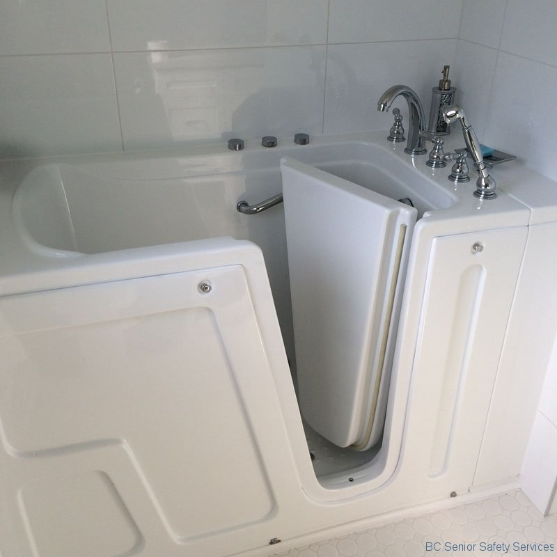 Project 81 - Tub After