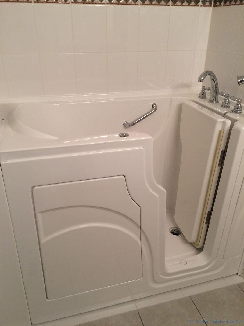 Project 82 - Tub After