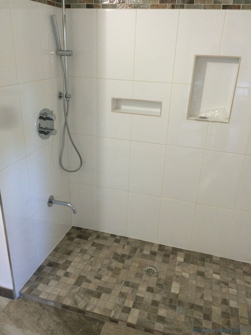 Project 85 - Shower After a