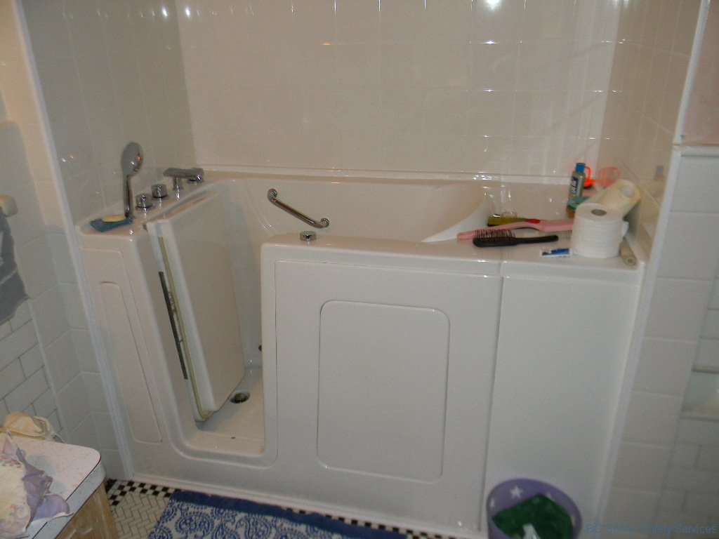 Project 9 - Tub After