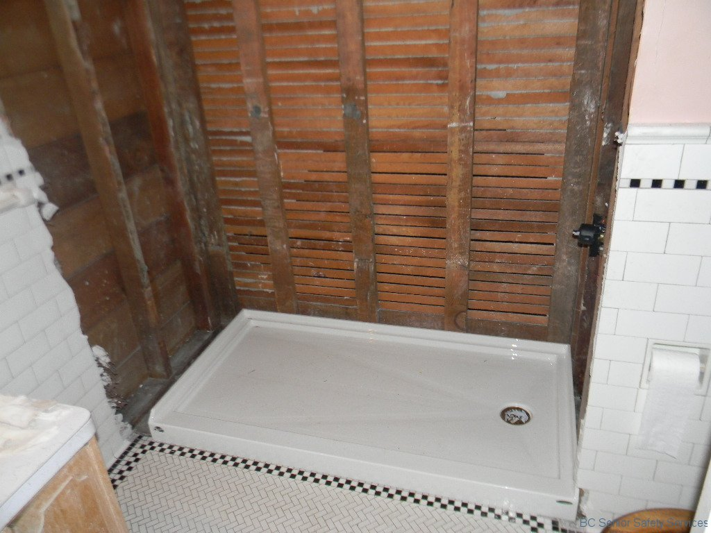 Project 9 - Tub Before
